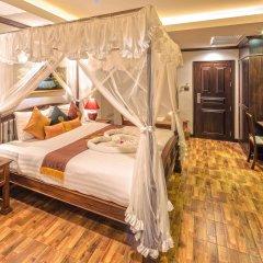 Tanawan Phuket Hotel комната для гостей