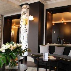 Отель Le Marquis Eiffel Париж гостиничный бар
