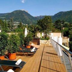 Отель Park Hotel Mignon Италия, Меран - отзывы, цены и фото номеров - забронировать отель Park Hotel Mignon онлайн балкон