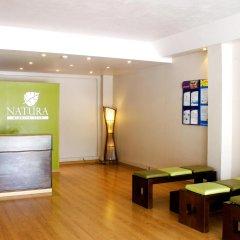 Отель Natura Algarve Club Португалия, Албуфейра - 1 отзыв об отеле, цены и фото номеров - забронировать отель Natura Algarve Club онлайн интерьер отеля