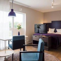 Отель Finn Швеция, Лунд - отзывы, цены и фото номеров - забронировать отель Finn онлайн комната для гостей фото 4