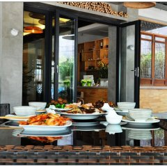 Hangzhou West Lake Longshang Boutique Hotel питание
