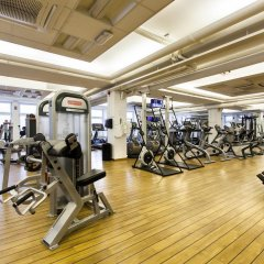 Отель Elite Stadshotellet Luleå фитнесс-зал фото 2