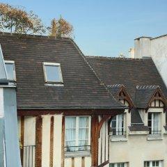 Hotel De Notre Dame Maître Albert балкон