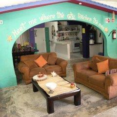 Отель The Mermaid Hostel Downtown - Adults Only Мексика, Канкун - отзывы, цены и фото номеров - забронировать отель The Mermaid Hostel Downtown - Adults Only онлайн гостиничный бар