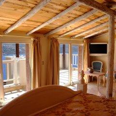 Likya Residence Hotel & Spa Boutique Class Калкан комната для гостей фото 2