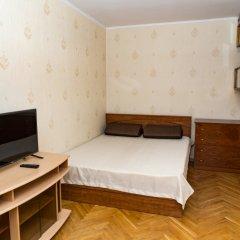 Апартаменты Moskva4you Тульская Москва комната для гостей фото 4