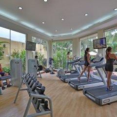 Отель Intercontinental Real San Pedro Sula Сан-Педро-Сула фитнесс-зал фото 2