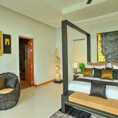 Отель Baannaraya Exclusive Pool Villa Residence комната для гостей фото 5