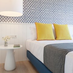 Отель Home Club Santa Ana I Мадрид комната для гостей фото 3