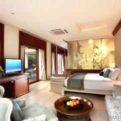 Отель Maikhao Dream Villa Resort and Spa, Centara Boutique Collection Таиланд, пляж Май Кхао - отзывы, цены и фото номеров - забронировать отель Maikhao Dream Villa Resort and Spa, Centara Boutique Collection онлайн комната для гостей фото 3