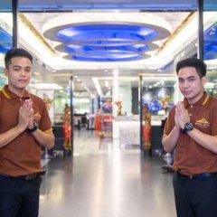 Отель Pratunam Pavilion Бангкок развлечения