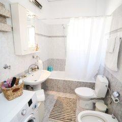 Отель Philoxenia Family Suite Греция, Корфу - отзывы, цены и фото номеров - забронировать отель Philoxenia Family Suite онлайн ванная