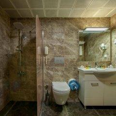 Emin Kocak Hotel Турция, Кайсери - отзывы, цены и фото номеров - забронировать отель Emin Kocak Hotel онлайн ванная