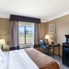 Отель Comfort Suites Plainview удобства в номере фото 2