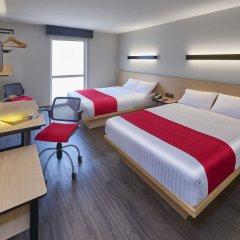 Отель City Express La Raza Мехико комната для гостей фото 5