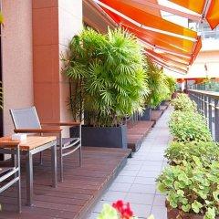 Отель With The Style Fukuoka Хаката балкон