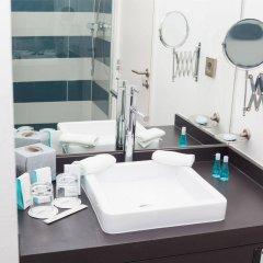 Отель Serge Blanco Thalasso & Spa Франция, Хендее - отзывы, цены и фото номеров - забронировать отель Serge Blanco Thalasso & Spa онлайн ванная