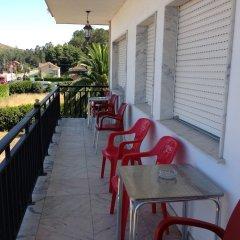 Отель Pension Glorioso Падрон балкон