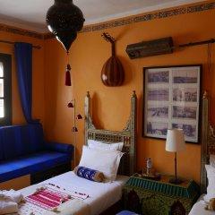 Отель Dar Sultan Марокко, Танжер - отзывы, цены и фото номеров - забронировать отель Dar Sultan онлайн комната для гостей фото 5