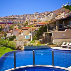 Отель Pueblo Bonito Montecristo Luxury Villas - All Inclusive Мексика, Педрегал - отзывы, цены и фото номеров - забронировать отель Pueblo Bonito Montecristo Luxury Villas - All Inclusive онлайн бассейн фото 3