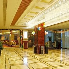 Shanshui Trends Hotel Beijing Yanxi Branch интерьер отеля фото 3