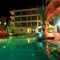 Отель Di Pantai Boutique Beach Resort бассейн фото 2