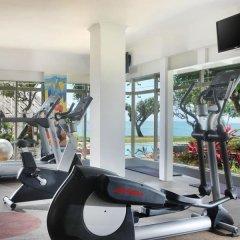 Отель Nikko Bali Benoa Beach Индонезия, Бали - отзывы, цены и фото номеров - забронировать отель Nikko Bali Benoa Beach онлайн фитнесс-зал фото 3