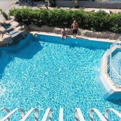 Club Dante Apartments Турция, Мармарис - отзывы, цены и фото номеров - забронировать отель Club Dante Apartments онлайн бассейн