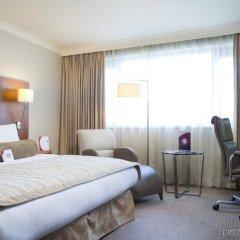 Отель Crowne Plaza Manchester Airport Великобритания, Манчестер - 1 отзыв об отеле, цены и фото номеров - забронировать отель Crowne Plaza Manchester Airport онлайн комната для гостей фото 4