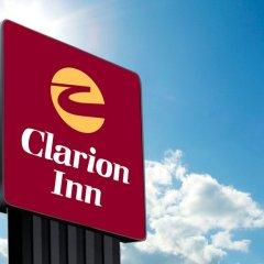 Отель Clarion Inn JFK Airport США, Нью-Йорк - отзывы, цены и фото номеров - забронировать отель Clarion Inn JFK Airport онлайн вид на фасад