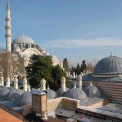 Burckin Suleymaniye Турция, Стамбул - отзывы, цены и фото номеров - забронировать отель Burckin Suleymaniye онлайн приотельная территория