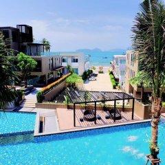 Отель The Chalet Panwa & The Pixel Residence Таиланд, Пхукет - отзывы, цены и фото номеров - забронировать отель The Chalet Panwa & The Pixel Residence онлайн бассейн фото 2