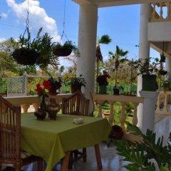 Отель Hosteria Mar y Sol Колумбия, Сан-Андрес - отзывы, цены и фото номеров - забронировать отель Hosteria Mar y Sol онлайн приотельная территория