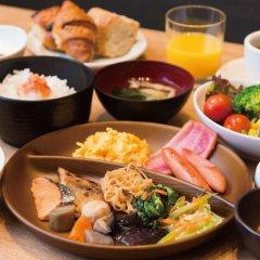 Plaza Hotel Tenjin Фукуока питание