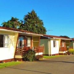 Отель Whanganui River Top 10 Holiday Park фото 3