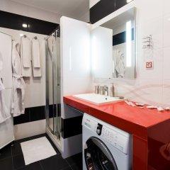 Гостиница CityApartments Lukianivska ванная фото 2