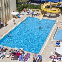 Kleopatra Beach Hotel - All Inclusive бассейн фото 3