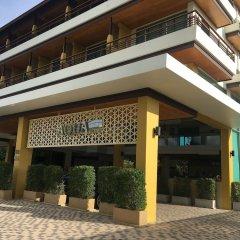 Отель Aqua Resort Phuket бассейн фото 3
