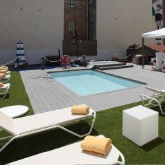 Hotel Concordia бассейн
