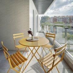 Апартаменты River Terrace 3 Apartment by FeelFree Rentals балкон
