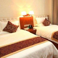 Отель Home Inn Selected Hotel Xiamen University Zhongshan Road Branch Китай, Сямынь - отзывы, цены и фото номеров - забронировать отель Home Inn Selected Hotel Xiamen University Zhongshan Road Branch онлайн комната для гостей фото 3