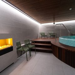 Отель Hestia Hotel Kentmanni Эстония, Таллин - отзывы, цены и фото номеров - забронировать отель Hestia Hotel Kentmanni онлайн бассейн фото 2