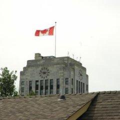 Отель Windsor Guest House Канада, Ванкувер - отзывы, цены и фото номеров - забронировать отель Windsor Guest House онлайн приотельная территория