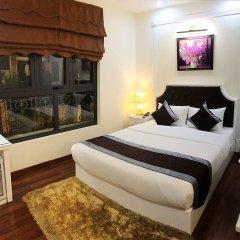 Отель Trang Trang Premium Hotel Вьетнам, Ханой - отзывы, цены и фото номеров - забронировать отель Trang Trang Premium Hotel онлайн комната для гостей фото 3