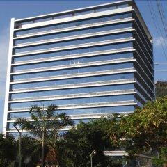 Отель Skyna Hotel Luanda Ангола, Луанда - отзывы, цены и фото номеров - забронировать отель Skyna Hotel Luanda онлайн вид на фасад