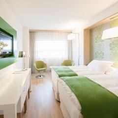 Отель Occidental Praha Five 4* Улучшенный номер с различными типами кроватей фото 15