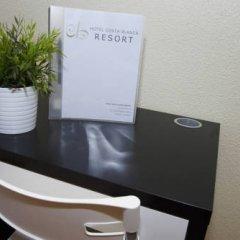 Hotel Costa Blanca Resort Рохалес удобства в номере фото 2