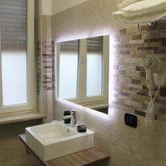 Отель City ванная фото 2