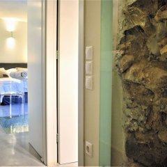 Отель Themelio Boutique Suite Афины бассейн